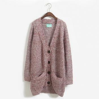 Wild Loose Sweater Cardigan Coat Ax092809Ax FYE3WU3232EUH2US2AIME
